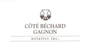 Côté Béchard Gagnon notaires inc.