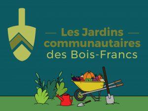Les Jardins Communautaires des Bois-Francs , Victoriaville.