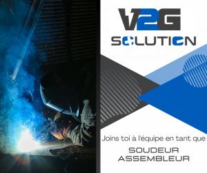Excavations Tourigny / Solution V2G
